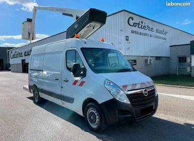 Vente Opel Movano l2h2 nacelle Time France 1340h Occasion