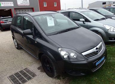Opel Zafira 1.7 CDTI 110CH FAP EDITION Occasion