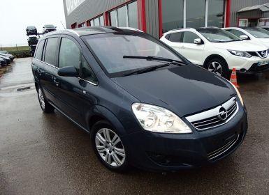 Vente Opel Zafira 1.7 CDTI125 FAP EDITION Occasion