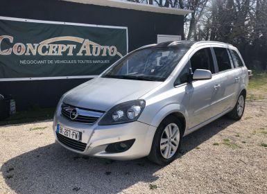 Vente Opel Zafira 1.7CDTI 125CH  Occasion