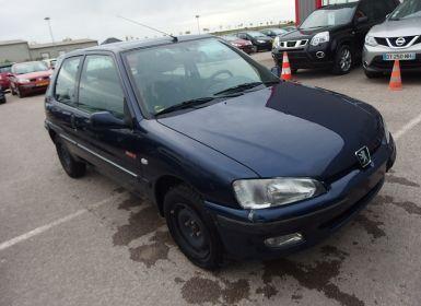 Vente Peugeot 106 1.1 MOVE 3P Occasion