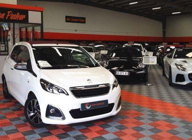 Vente Peugeot 108 1.2 PURETECH ALLURE TOP 3P Occasion