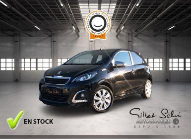 Vente Peugeot 108 VTi 72 Style S&S 4cv 5p Occasion