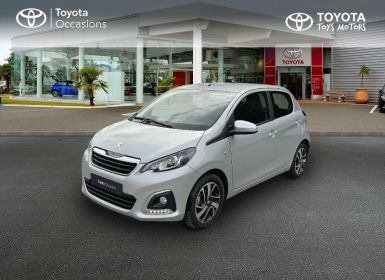 Achat Peugeot 108 VTi 72 Style S&S 5p Occasion