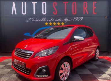 Vente Peugeot 108 VTI 72 STYLE S&S 85G 5P Occasion
