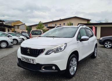 Vente Peugeot 2008 1.2 puretech 82 style 02/2018 32000kms 1°MAIN GPS REGUL BT Occasion