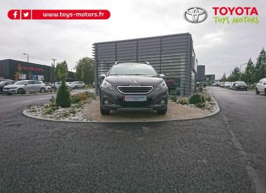 Acheter Peugeot 2008 1.6 BlueHDi 100ch Style Occasion