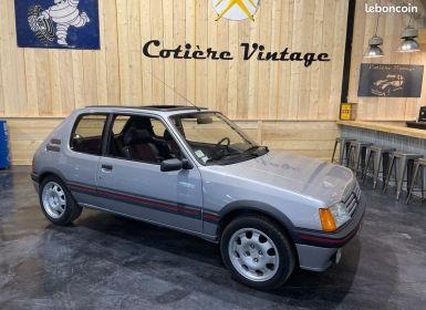 Vente Peugeot 205 1.9 Gti 130cv grise futura Occasion