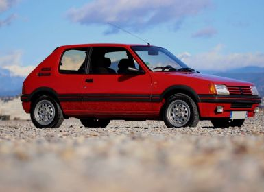 Achat Peugeot 205 GTI 1.6 Occasion