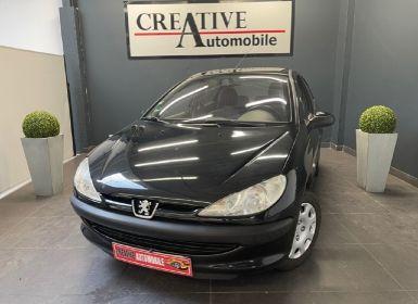 Vente Peugeot 206 1.4 ESS 75 CV 136 000 KMS Occasion