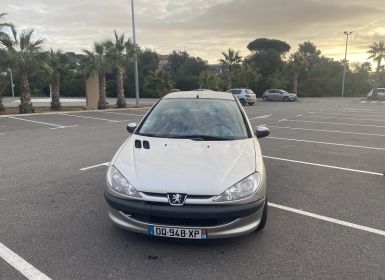 Achat Peugeot 206 1.4 HDI EXECUTIVE 5P Occasion