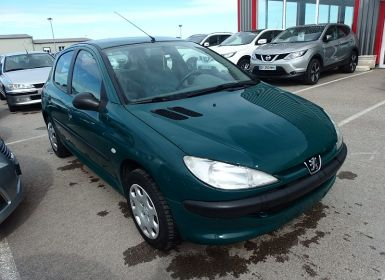 Achat Peugeot 206 1.4 XR PRESENCE 3P Occasion