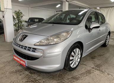 Achat Peugeot 207 1.4 HDI70 TRENDY 5P Occasion