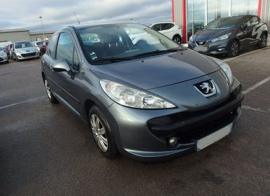 Voiture Peugeot 207 1.6 HDI90 STYLE 3P Occasion
