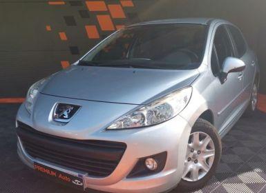 Achat Peugeot 207 5 portes 1.4 e 73 cv DISTRIBUTION OK ENTRETIEN COMPLET Occasion