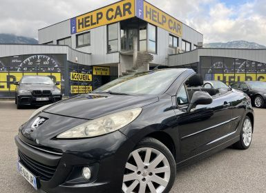 Vente Peugeot 207 CC 1.6 HDI110 FAP SPORT Occasion