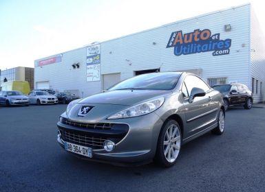 Vente Peugeot 207 CC 1.6 HDI110 ROLAND GARROS FAP Occasion