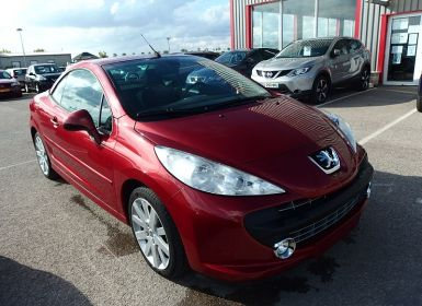 Achat Peugeot 207 CC 1.6 THP 16V SPORT PACK Occasion