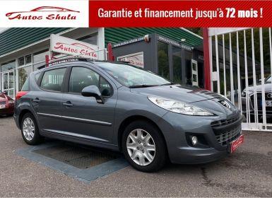 Vente Peugeot 207 SW 1.6 HDI FAP OUTDOOR Occasion