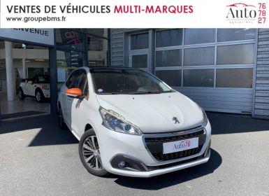 Vente Peugeot 208 1.2 PureTech 110ch Roland Garros S&S EAT6 5p Occasion