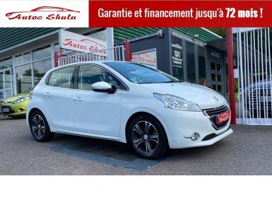 Vente Peugeot 208 1.2 PURETECH STYLE 5P Occasion