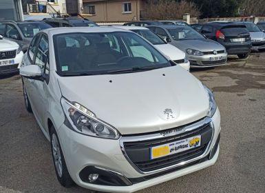 Achat Peugeot 208 1.2 vti puretech active Occasion