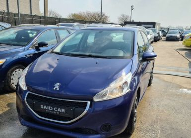 Achat Peugeot 208 1.4 HDi Allure Euro 5 ct  Occasion