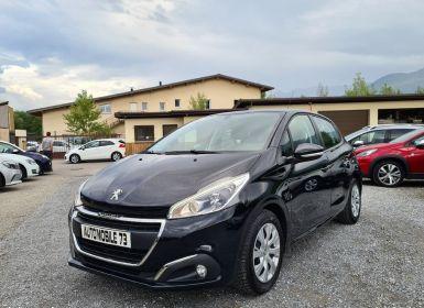 Peugeot 208 1.6 bluehdi 100 active 10/2017 57000kms GPS BLUETOOTH REGULATEUR Occasion