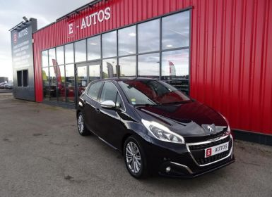 Achat Peugeot 208 1.6 BlueHDi 100ch Allure Business S&S 5p Occasion