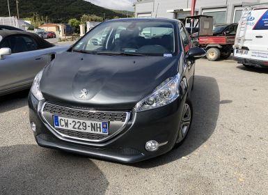 Vente Peugeot 208 1.6 E-HDI FAP ALLURE BMP6  5P Occasion