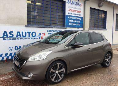 Peugeot 208 1.6 E-HDI115 FAP FELINE 5P Occasion