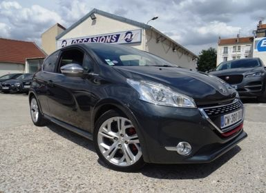 Achat Peugeot 208 1.6 THP 200CH GTI 3P Occasion