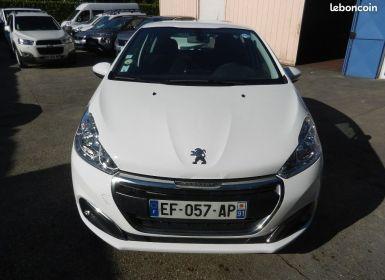 Peugeot 208 societe 1.6 bluehdi 75 bvm5, 2 places, premium pack