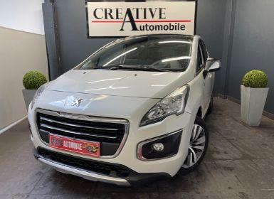 Vente Peugeot 3008 1.6 HDi 115 CV BVM6 Crossway Occasion