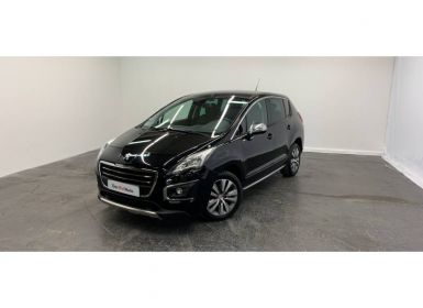 Peugeot 3008 1.6 HDi 115ch FAP BVM6 Style Occasion