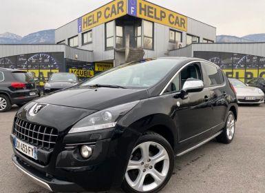 Vente Peugeot 3008 1.6 HDI115 FAP ROLAND GARROS II Occasion