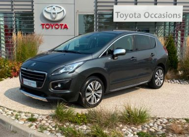 Achat Peugeot 3008 1.6 HDi115 FAP Style II Occasion