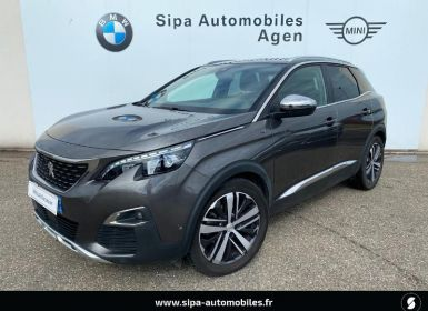 Peugeot 3008 2.0 BlueHDi 180ch GT S&S EAT6 Occasion