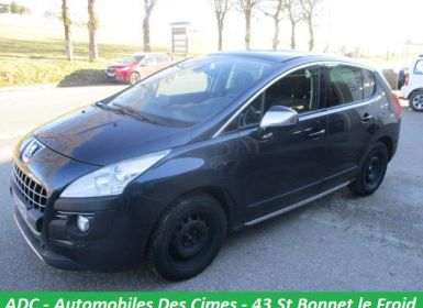 Vente Peugeot 3008 2.0 HDi FAP (150ch) BVM6 Allure GRIPP Occasion