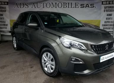 Voiture Peugeot 3008 BUSINESS 1.6 BLUEHDI 120CH S&S EAT6 Active Business Occasion