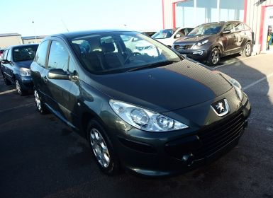 Peugeot 307 1.6 HDI90 STYLE 3P Occasion