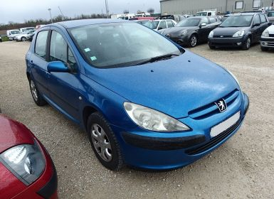 Voiture Peugeot 307 2.0 HDI90 PACK 5P Occasion