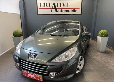 Vente Peugeot 307 CC 2.0 ESS 141 CV 132 000 KMS 2007 Occasion