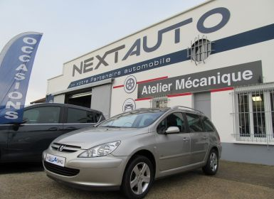 Vente Peugeot 307 SW 2.0 HDI110 GRIFFE Occasion