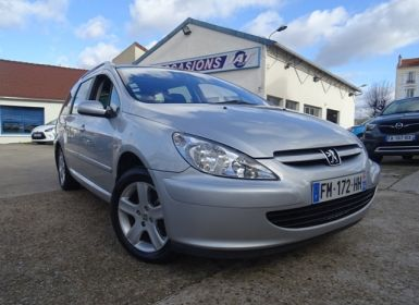 Vente Peugeot 307 SW 2.0 HDI110 PACK Occasion