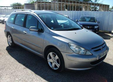 Vente Peugeot 307 SW 2.0 HDI136 Occasion
