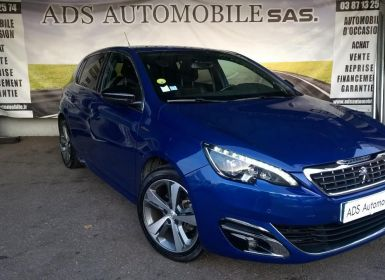 Achat Peugeot 308 1.6 BLUEHDI 120CH S&S BVM6 GT Line Occasion