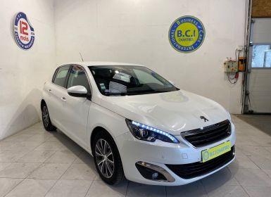 Vente Peugeot 308 1.6 THP 125CH ALLURE 5P Occasion