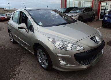 Vente Peugeot 308 2.0 HDI136 PREMIUM FAP BAA 5P Occasion