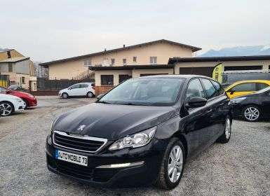 Achat Peugeot 308 SW 1.6 e-hdi 115 business 06/2014 GPS REGULATEUR BT Occasion